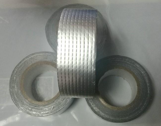 铝箔丁胶防水胶带